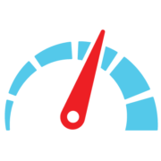 speedometer icon for FastStart Solutions for data collection