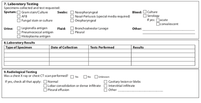 A paper form with too few line items