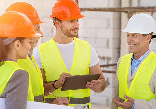 Mobile Construction Inspection Forms