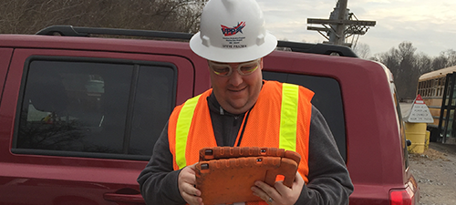 Daily Reporting for Construction Data Collection